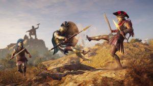Bruitage jeu vidéo Assasin's Creed