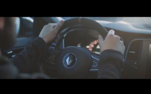 Création son pour publicité Renault MEGANE