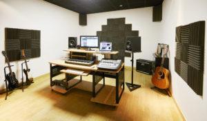 Studio son Audio Workshop à Montpellier