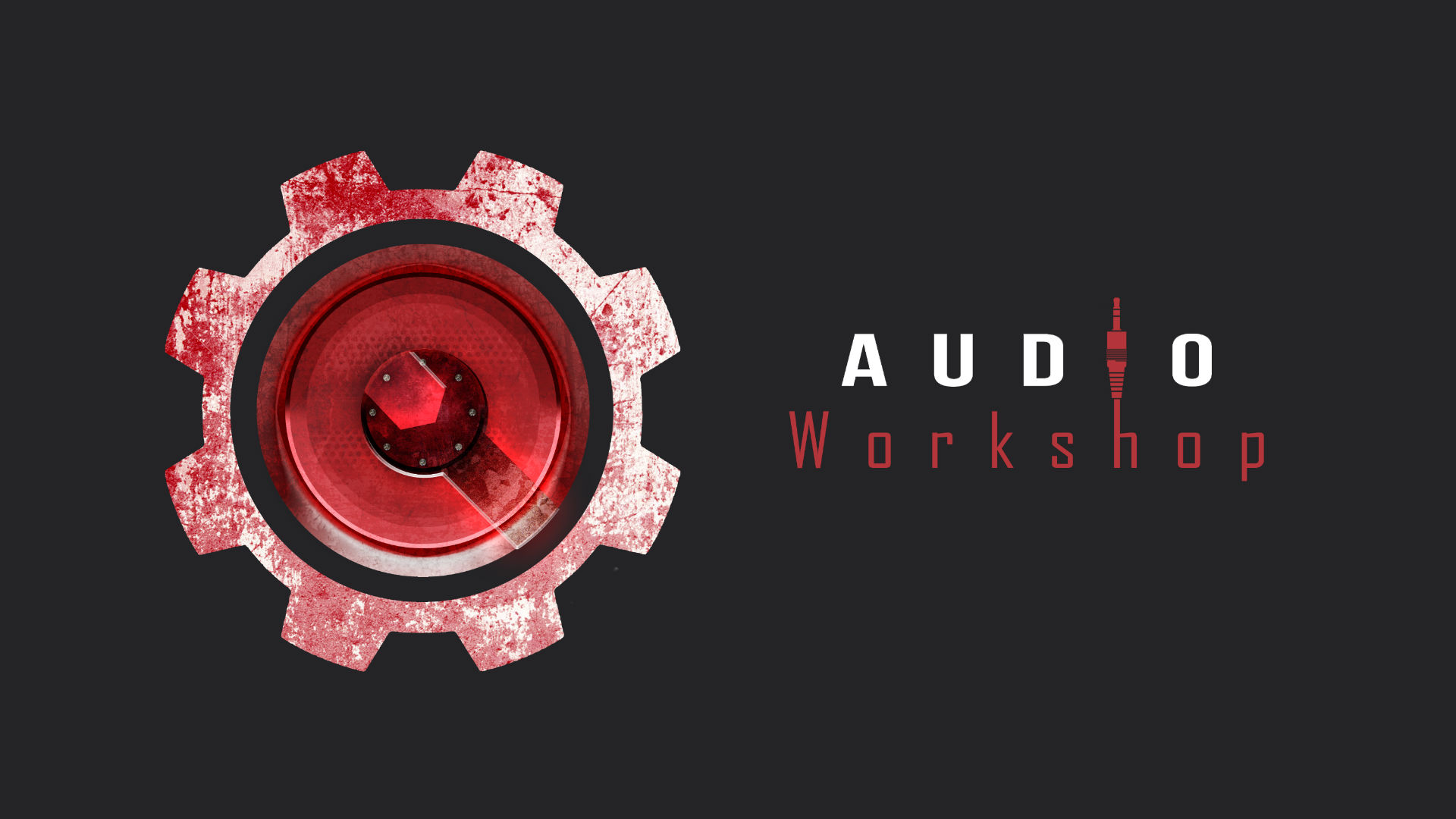 Logo Studio sound design Audio Workshop Montpellier