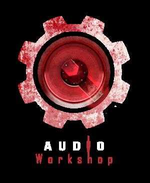 Logo studio son Audio Workshop Montpellier