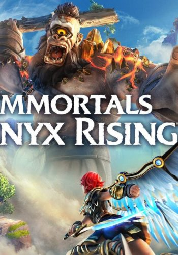 Stadia Ubisoft Immortals Fenyx Rising 1